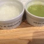 離乳食初期のレシピ〜小松菜とお麩の柔らか煮